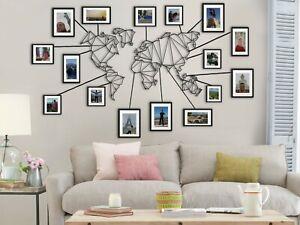 Wall Decor Grand Métal Art