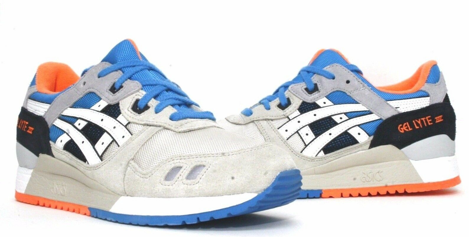 Asics Gel-Lyte III Men's Running shoes H405N-9901 Men Size  8, 8.5, 9.5,10.5