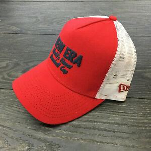 NEW-ERA-iconic-finest-A-frame-cappellino-Visiera-curva-trucker-baseball
