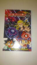 Beyblade Metal masters, Tome 6 - ADACHI Takafumi