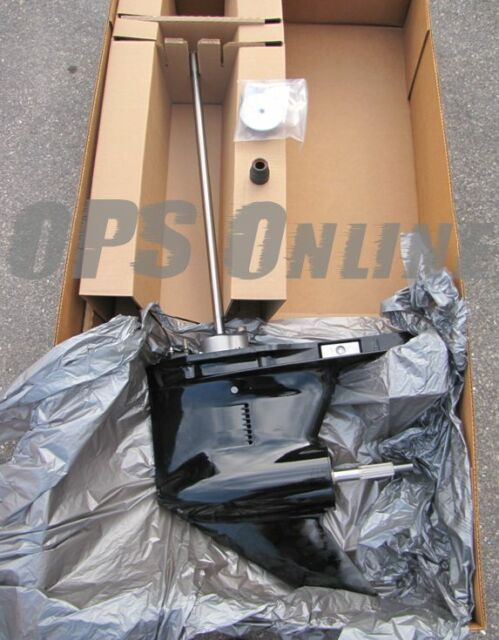 Mercury OUTBOARD 225 HP Black Max V6 2 Stroke Lower Unit