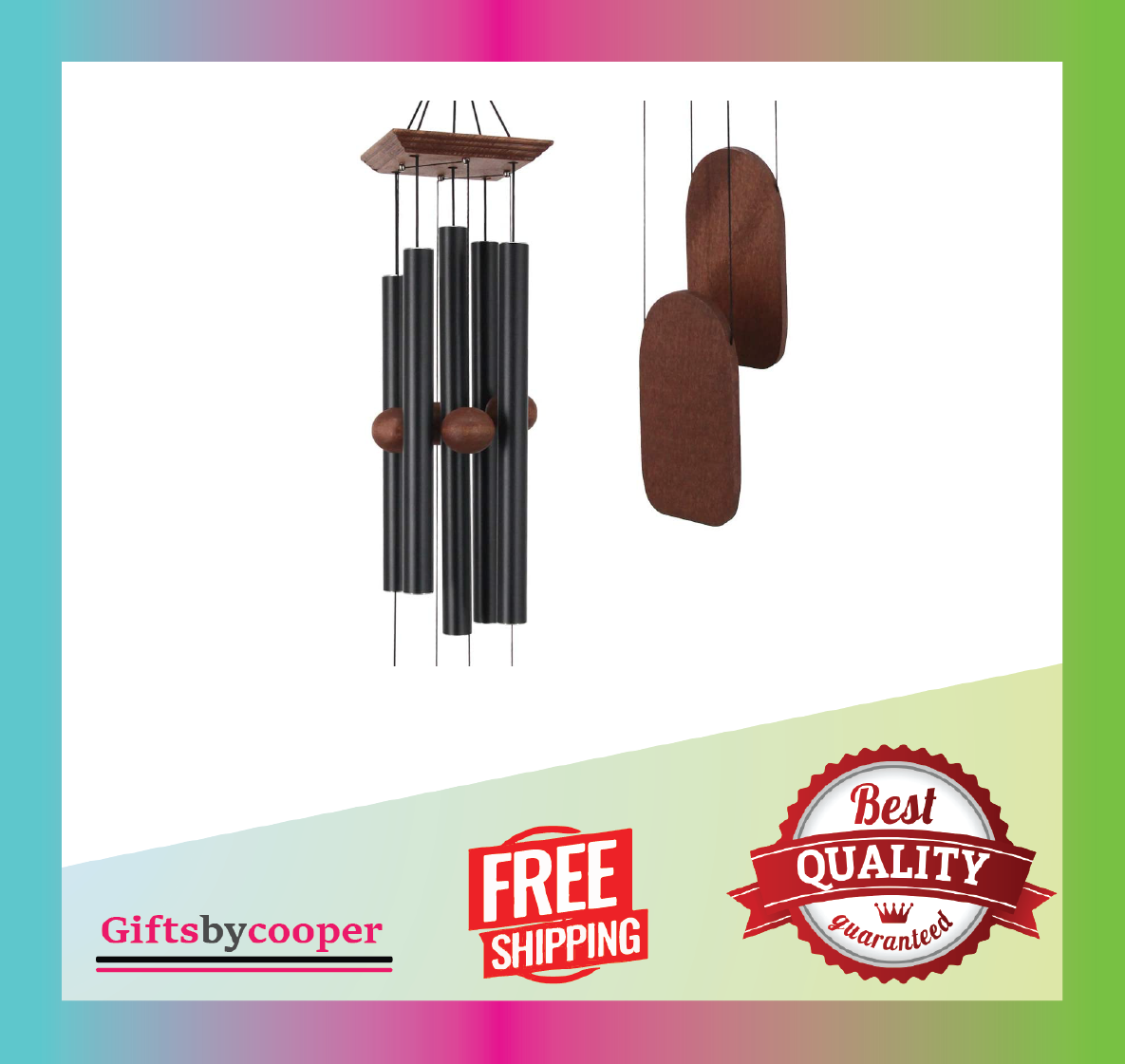Memorial Wind Chimes Outdoor Gifts Wind Chimes Outdoor Large Deep Tone