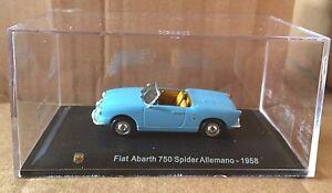 DIE-CAST-034-FIAT-ABARTH-750-SPIDER-ALLEMANO-1958-034-TECA-BOX-2-SCALA-1-43