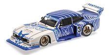 """Minichamps Ford Capri Turbo Gr. 5 """"D&W"""" Klaus Niedzwiedz DRM 1982 #3, 1:18"""