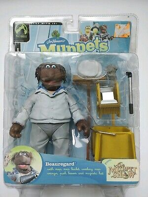 Jim Henson/'s The Muppet Show Beauregard the Janitor by Palisades New in Box!