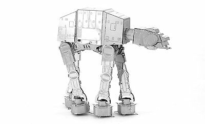 Metal Earth Star Wars AT-AT Laser Cut 3D Model Kit