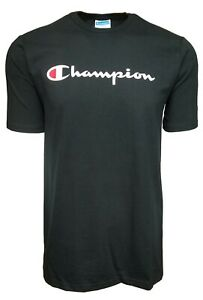 champion-classic-jersey-script-logo-mens-t-shirt-brand-new-Large