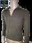 Bundeswehr-langarm-Shirt-Rollkragen-Pullover-Hemd-Polo-Shirt-m-Reissverschluss Indexbild 1