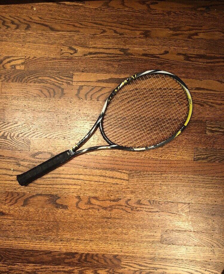 Cabeza Radical Tour Xl os 4 1 2 tenis raqueta de gran tamaño 107 28  690 (A 22) De Cebra