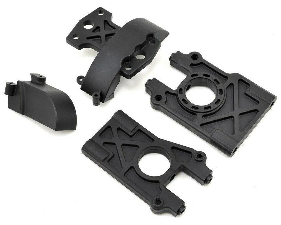 Differential Mount Set 5ive B 5ive T Mini Wrc Losi TLR252009 Center Diff