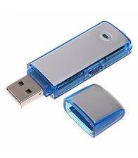 REGISTRATORE VOCALE AUDIO 8GB PENNETTA PENDRIVE VOICE RECORDER Mini Micro - cw42
