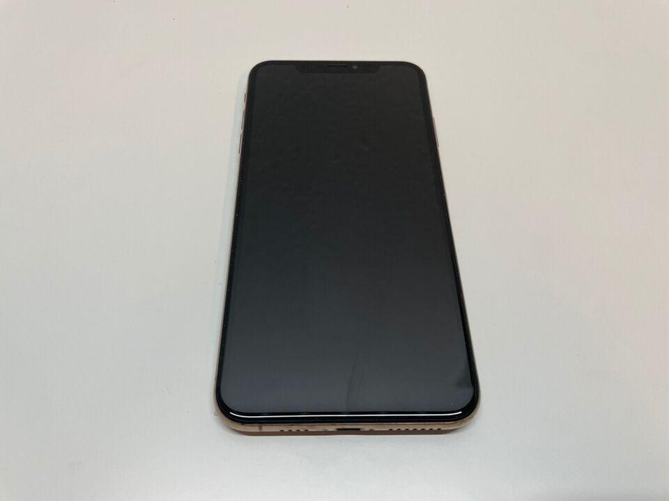 iPhone XS Max, 64 GB, guld