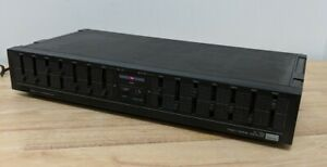 Vintage Hifi Sansui SE-300 7 Band Stereo Graphic Equalizer/Tested & Working