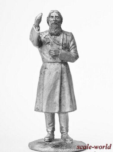 Grigory Rasputin 54 mm Tin soldier figure