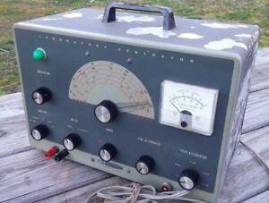 Vintage-HEATHKIT-Model-IG-42-Laboratory-Generator