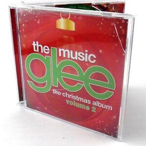 The-Music-of-Glee-The-CHRISTMAS-Album-CD-Volume-2-Columbia-Records-2011-Austria