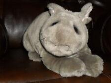 """Dakin Lou Rankin Friends Rabbit Bunny Plush Gray 14"""""""