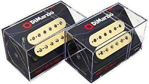 DiMarzio® PAF 59 Bridge/Neck Humbucker Set~Reg Spaced~Creme~USA~Brand New