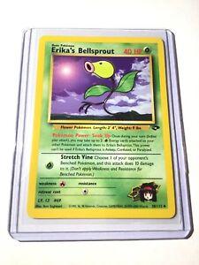 Pokémon Losse kaarten MINT Pokemon ERIKA'S BELLSPROUT 38/132 1st Edition Gym Challenge