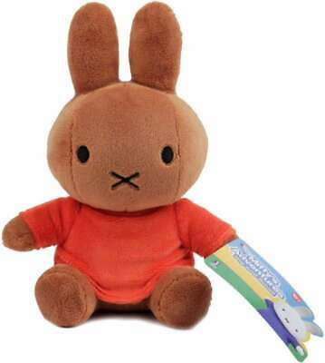 Official Miffy/'s Adventures Big and Small Mini Miffy /& Friends Talking Plush