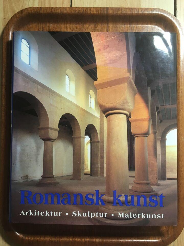 Romansk Kunst, Arkitektur, Skulptur