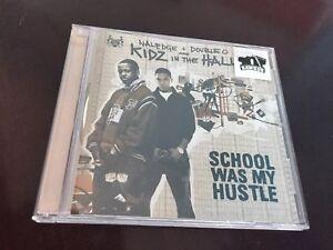 Kidz-in-the-Hall-School-Was-My-Hustle-CD-Rawkus-Records-Hip-Hop-Naledge-Double
