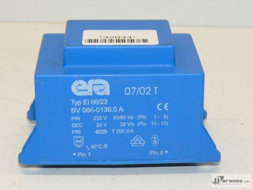 ERA EI66//23 Transformator BV 066-0136.0A Trafo