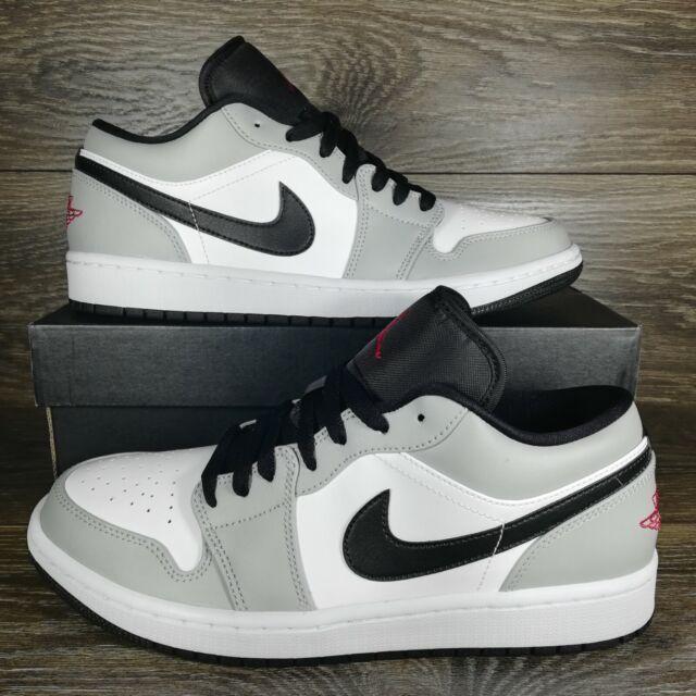 Nike Air Jordan 1 Low Light Smoke Grey Size 9 Worn a Few Times