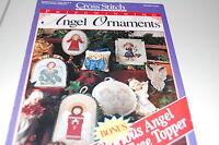 Cross Stitch & Country Crafts Magazine - Prize Winning Angel Ornaments
