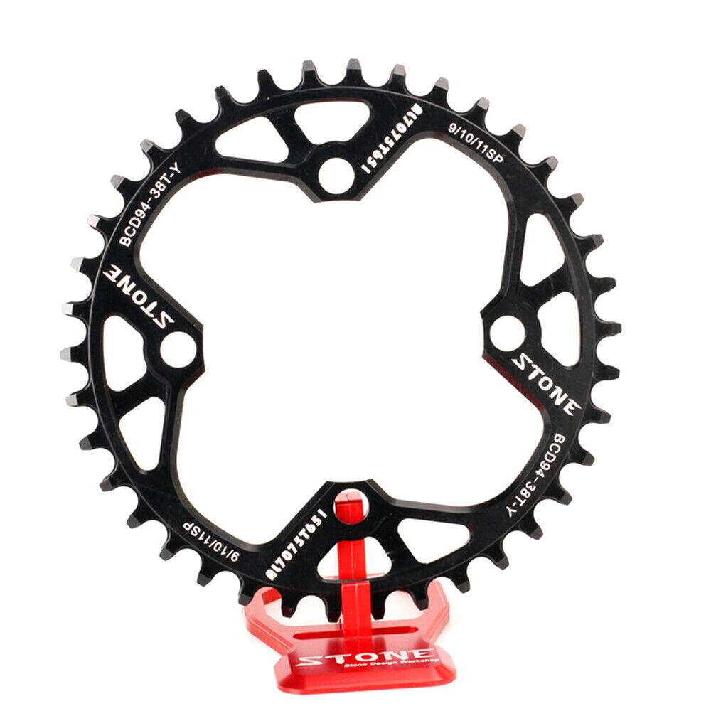 Stone  Single Chainring BCD 94mm 4 Bolt For SRAM GX NX X1 FSA K-force 9-11 speed  sale online discount low price