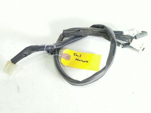 08 Suzuki Vz800 Marauder M50 Tail Wire Wiring Harness