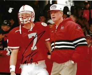 Scott Frost Autographed Signed 8x10 Photo ( Nebraska Cornhuskers ) REPRINT