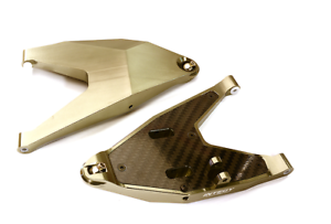 Integy Aluminio frontal inferior brazos Traxxas 1 7 Regimiento Ilimitado Desert Racer
