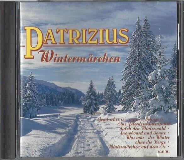 PATRIZIUS / WINTERMÄRCHEN - CD 1994 * NEU *