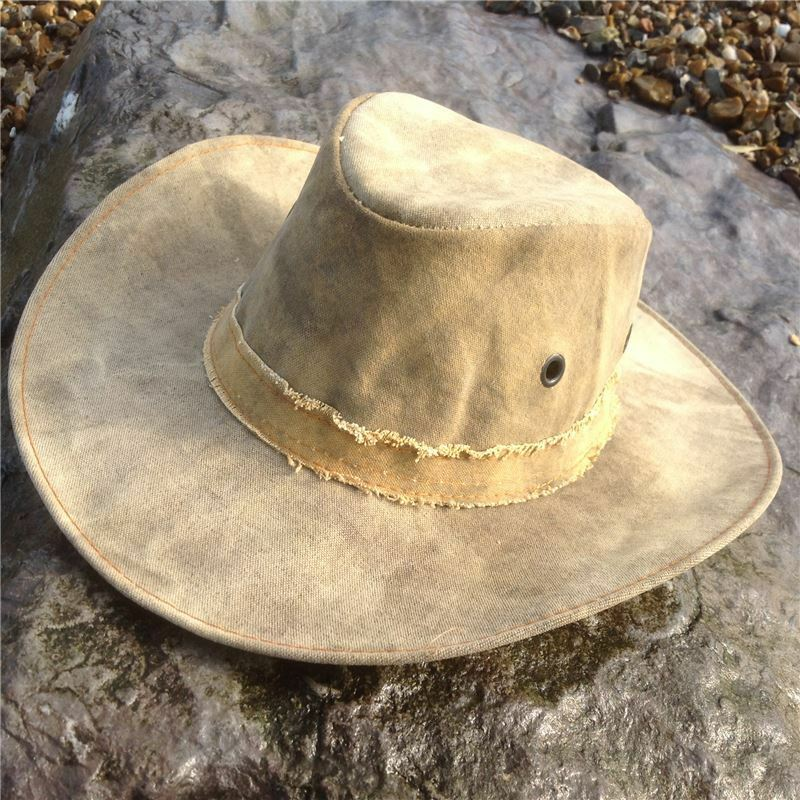 Fishing Hats - Hiking Hats -Walking Hats -Handmade in Brazil -each one unique