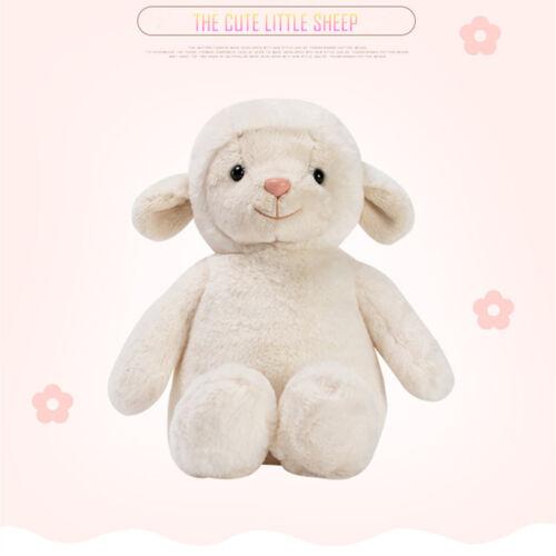 23cm Little Sheep Soft Plush Toys Animal Stuffed Baby Kids Doll Toy Home Decor