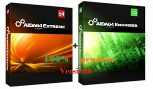 Pack-AIDA64-V6-Extreme-amp-Engineer-LifeTime-Licence-key-Instant-delivery