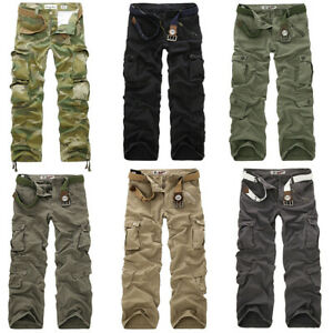 New-ARMY-CARGO-CAMO-COMBAT-MILITARY-MENS-TROUSERS-CAMOUFLAGE-PANTS-CASUAL-UK