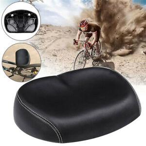 Noseless for Exercise Soft Padded Bicycle Saddle Gel Saddle Bike Seat Cushion