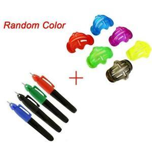 Golf-Ball-Stencil-Template-Drawing-Putting-Line-Marker-With-Pen-Random-Plas-T1W3