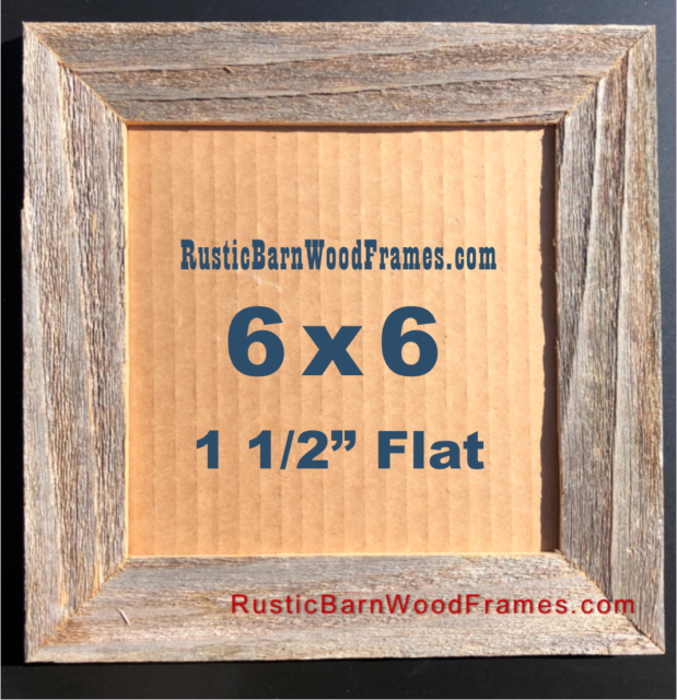 6 - 16x20 old rustic barnwood barn wood picture frames for ...