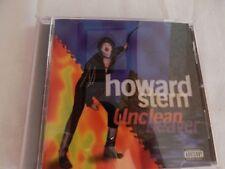 Unclean Beaver [PA] by Howard Stern (CD, Nov-1994, Ichiban) NEW PROMO CD!!