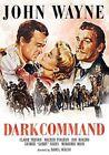 Dark Command 0887090066105 DVD Region 1