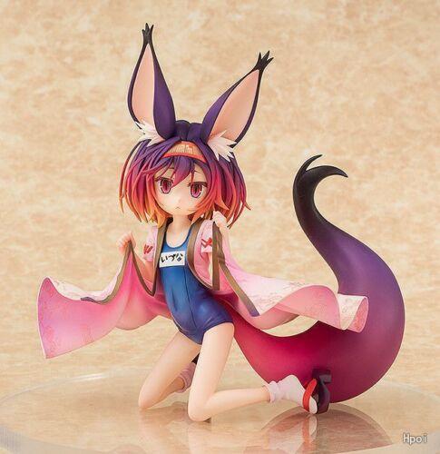 Anime No Game No Life Hatsuse Izuna 1//7 Swimsuit Ver PVC Figure New Toy No Box