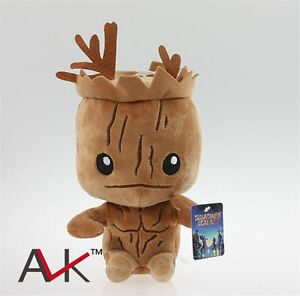 Marvel-Hero-Guardians-of-the-Galaxy-Figure-Groot-Stuffed-Plush-Soft-Toy-Gift-UK