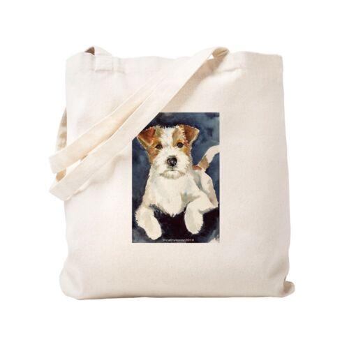 434242532 CafePress Jack Russell Terrier 2 Tote Bag