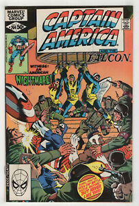 Captain-America-264-Dec-1981-Marvel-Falcon-X-Men-J-M-DeMatteis-Mike-Zeck-c