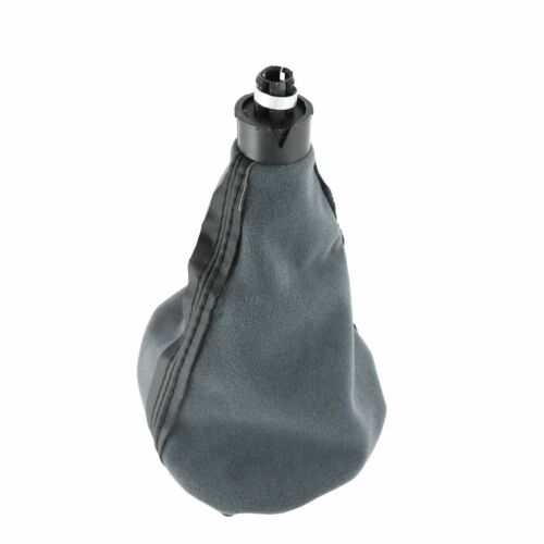 For Seat Arosa 1997-2003 Car-Styling 5 Speed Gear Stick Shift Knob PU Boot