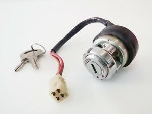 Suzuki Mr Horn Switch