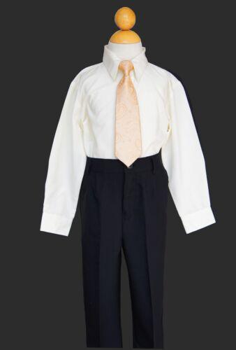 Vest Suit Set Recital Gold//Ivory Size:  2T,3T,4T Boys Toddler Party